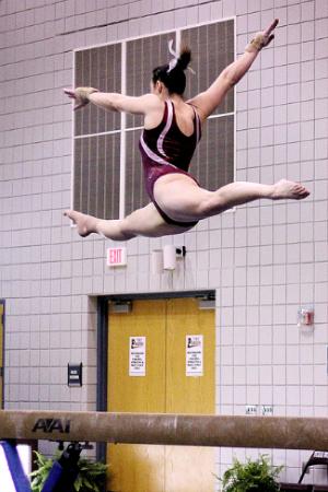 split leap drills