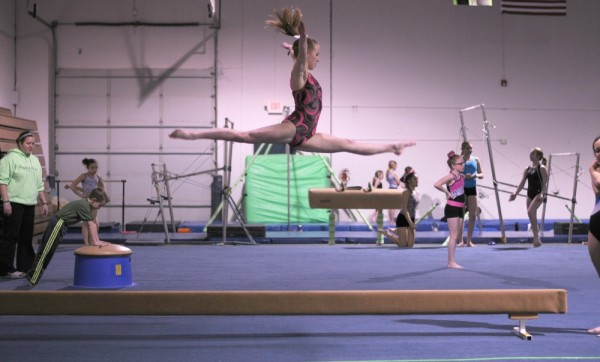split leaps for compulsory
