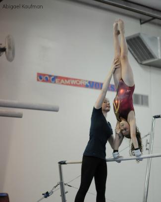 cast handstand drills