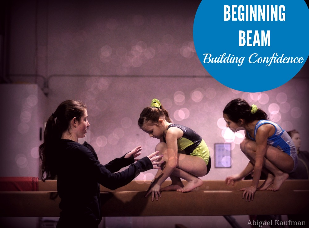 Beginning Beam - Building Confidence
