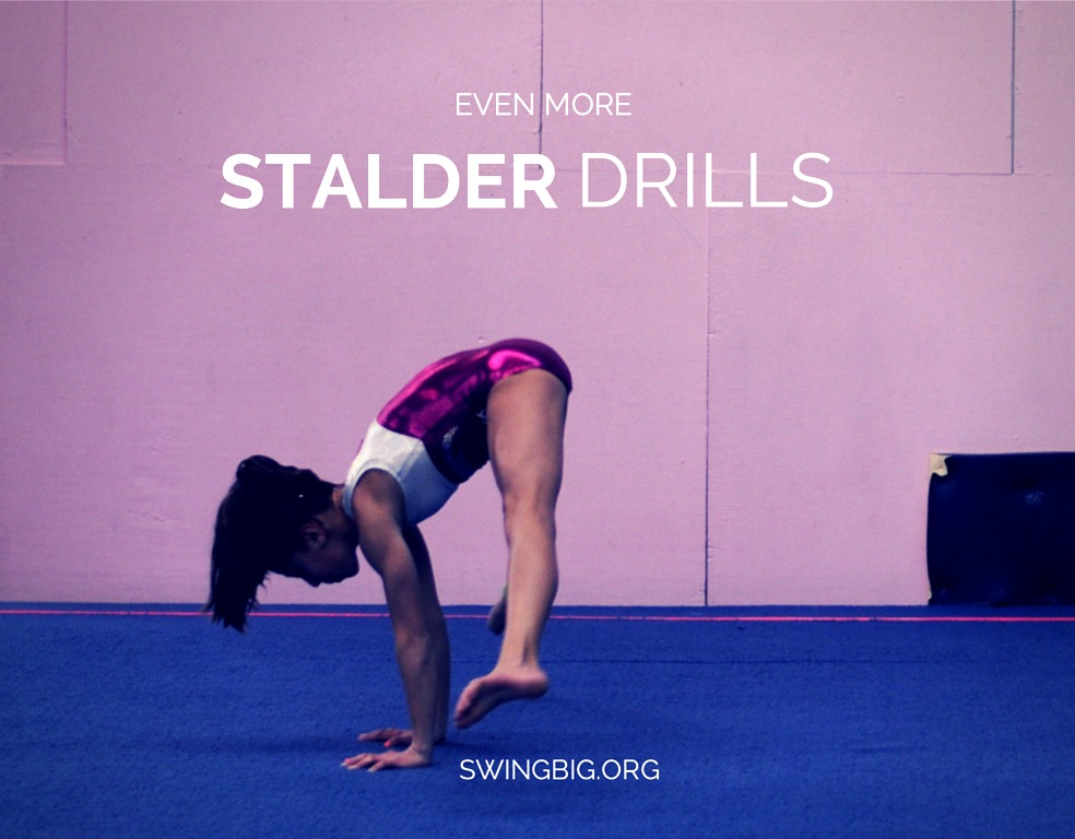 Even more stalder drills