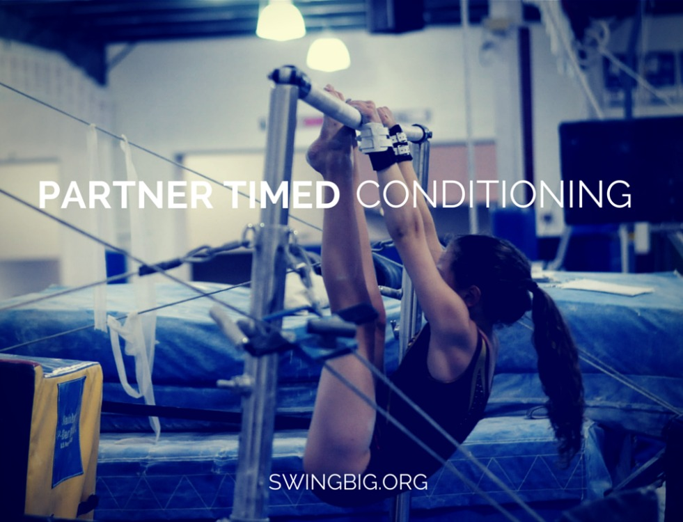 Partner Timed Conditioning
