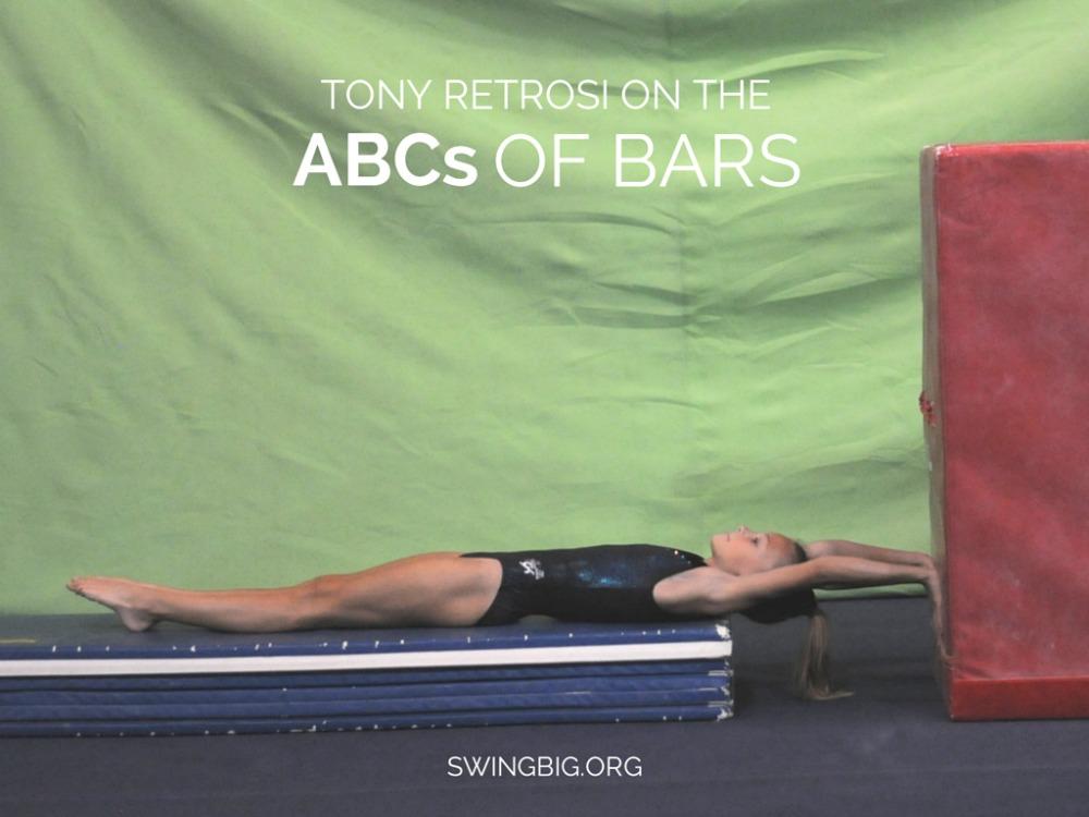 Tony Retrosi's ABCs of BARS