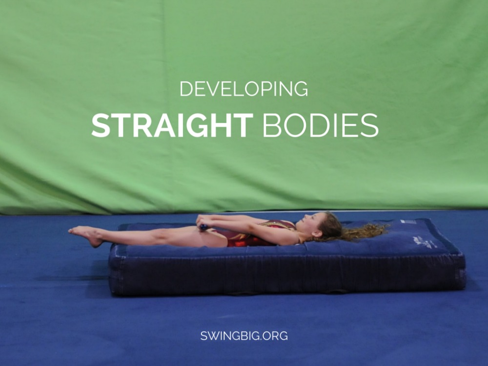Developing Straight Bodies