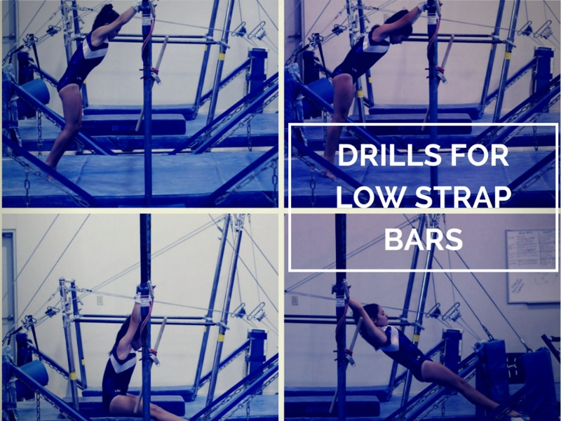 DRILLS FOR LOW STRAP BARS