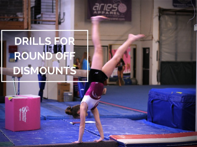 DRILLS FOR ROUND OFF DISMOUNTS