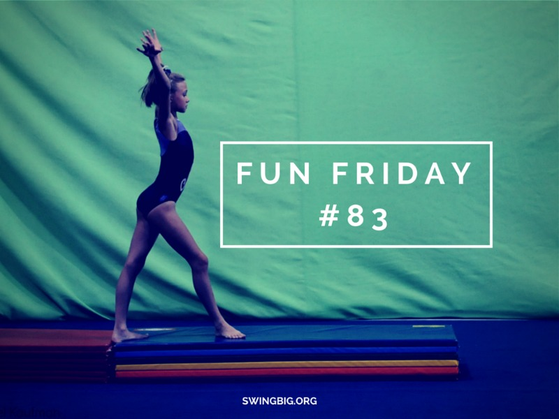 FUN FRIDAY #83