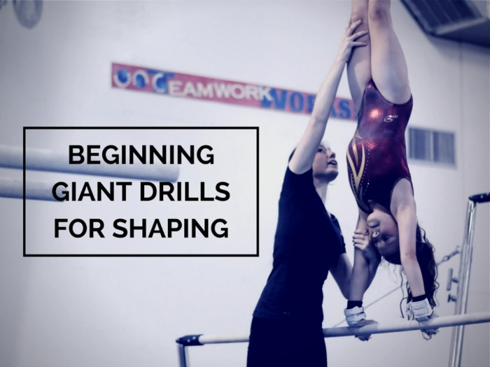 Beginning Giant Drills For Shaping